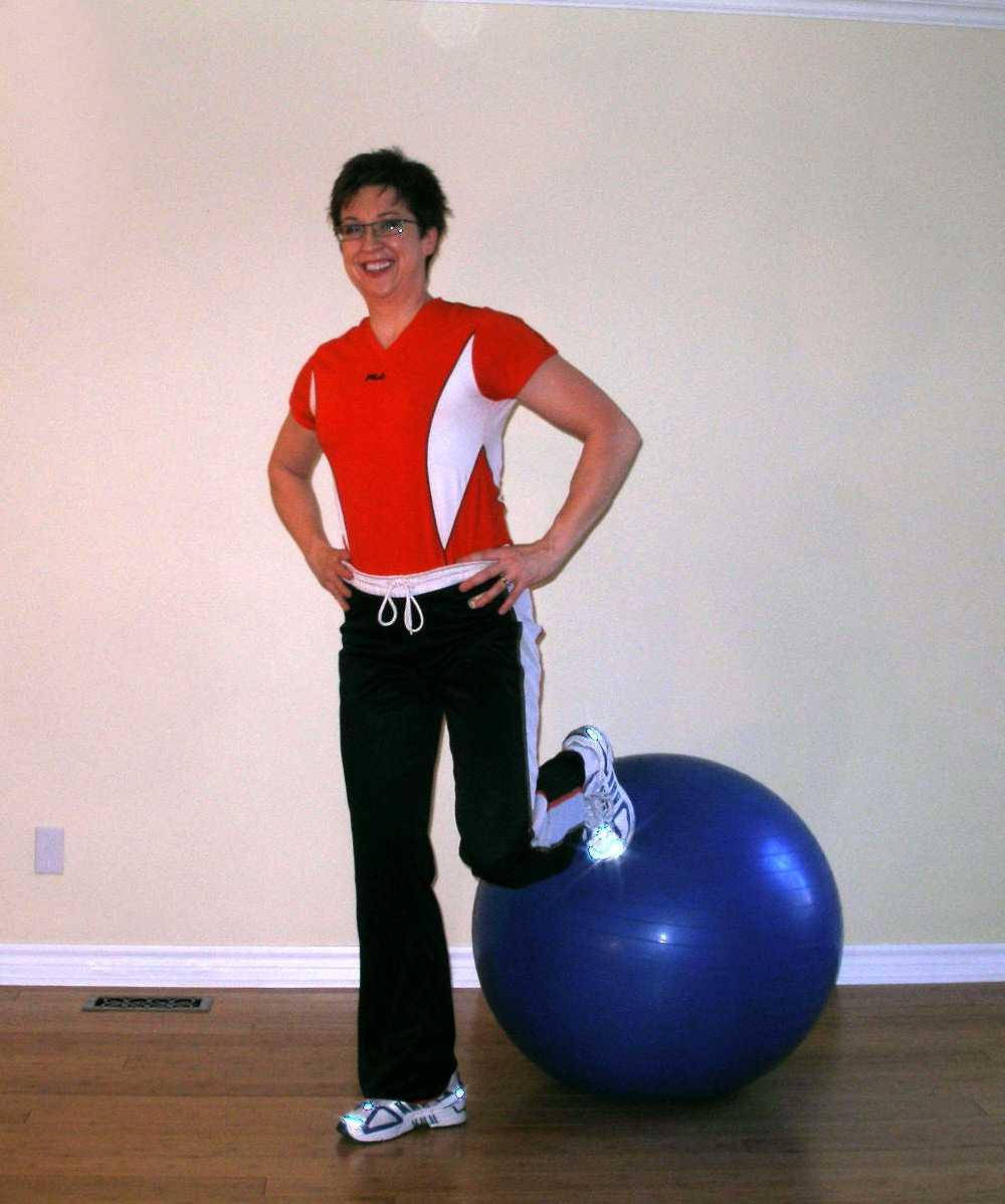 skate stride exercise start