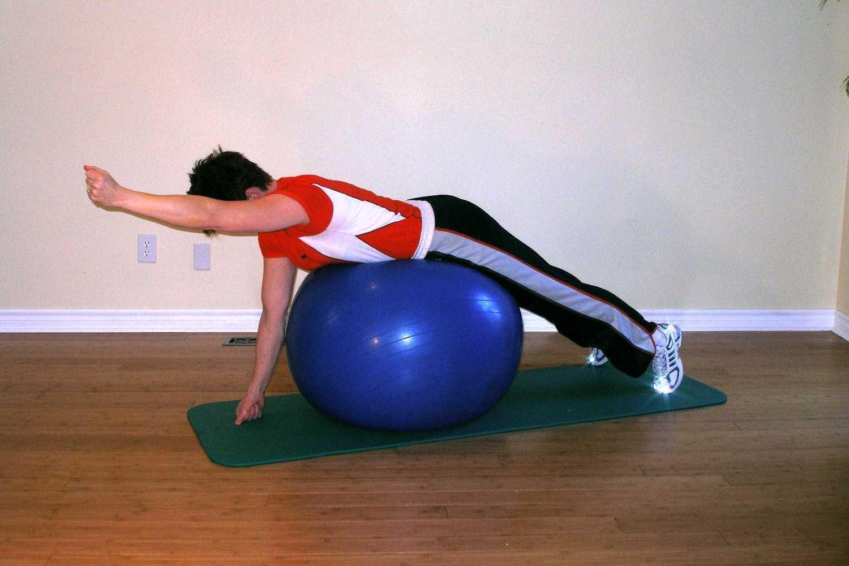 forward arm raise