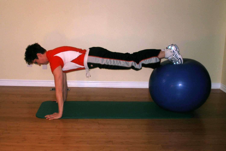 pushups start