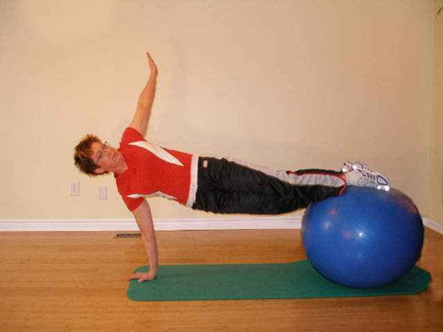 best swimming workout swimming exercise ball exercises