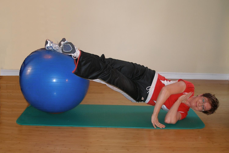 Hip adduction position 1